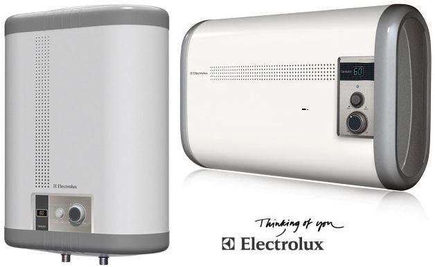 Водонагреватели Electrolux